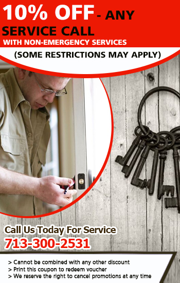 Locksmith Services in Texas